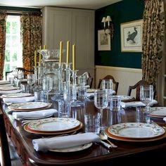 83 Stunning Classic Farmhouse Dining Room Design Ideas