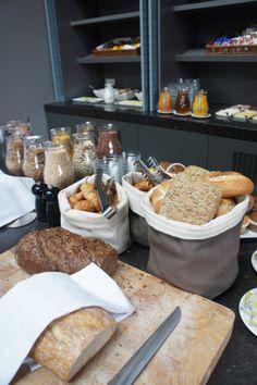 Breakfast at Hotel De Hallen #Amsterdam #Breakfast #Bread #Hotel #Luxe #DeHallen #CityGuide #Food
