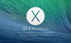 MAC OS X MAVERICKS 10.9 ANNOUNCED: EVERYTHING YOU NEED TO KNOW Posted on Jun 11, 2013  Ditching the theme of big cats with its OS X releases, Apple has instead gone down the direction of its California home state in the naming of the next few installments, and first up is OS X Mavericks. The Cupertino-based company has brought a host of new changes to the fold, including Finder tabs, multiple displays Tagging and more, and we've got all the ...