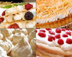 Resultado de imagen para postres de merengue italiano