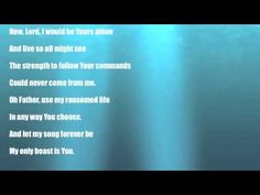 All I Have Is Christ - Sovereign Grace Music - YouTube