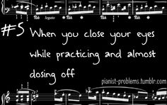 Pianist Problems
