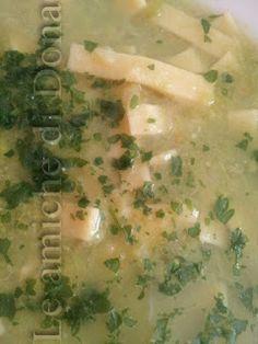 Le amiche di Dona - Appunti di cucina: BIOALIMENTA SRL e FARABELLA e la minestra di pasta...