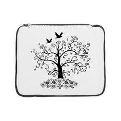 """Arbor Floral 15"""" Laptop Sleeve > Arbor Floral > Izmet's Dream"""