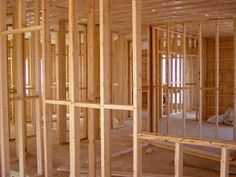 New construction can be very alluring for homebuyers. The thought of having a home nobody else has ever lived in may be very intriguing. However, just because you're considering buying new construction doesn't mean you can skip hiring a Realtor. Timber House, Wooden House, Home Renovation Loan, Tiny House, House Under Construction, Framing Construction, Construction Services, Build Your Own House, Barn Wood