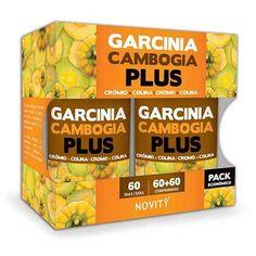 Dieta : GARCINIA CAMBOGIA PLUS 60+60 COMP