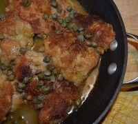 Chicken Picatta (Paleo, Grain-Free, Gluten-Free)