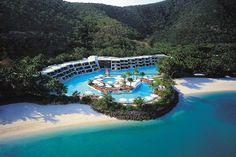 hayman hotel- Australia