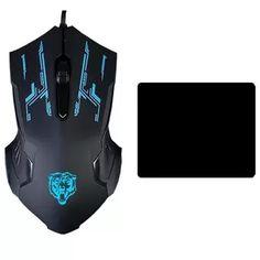 Mua Chuột chơi game có dây Mouse gaming SCH-02X6 (Đen) và 1 bàn di chuột chính hãng, giá tốt tại Lazada.vn, giao hàng tận nơi, với nhiều chương...