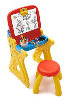 Kids' Easels - Crayola Fold And Go Art Studio *** Be sure to check out this awesome product.