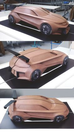 School project of a Skoda racing car suitable for Gran Turismo Game Automotive Engineering, Automotive Design, Automotive News, Automobile, Car Camper, Car Design Sketch, Clay Design, Transportation Design, Design Model