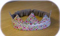 Une couronne pour ma princesse et un petit tuto pour vous! - Partout A Tiss - Blog de couture & Do It Yourself