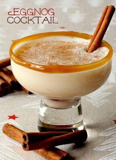 Eggnog Cocktail by Mantitlement