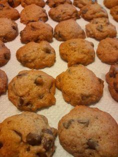 絶対おすすめ!チョコチップクッキー ◎薄力粉 140g ◎ココア(無糖) 小さじ1 ◎BP 小さじ1 バター 70g 砂糖 70g 卵 1個 チョコチップ 100g
