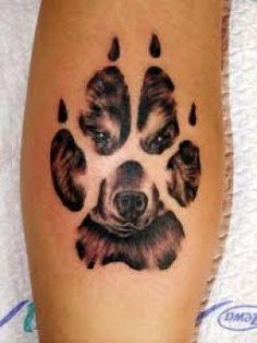Considering a wolf tattoo?  Read on to discover the history, meaning, and options of the design, with many photographs.