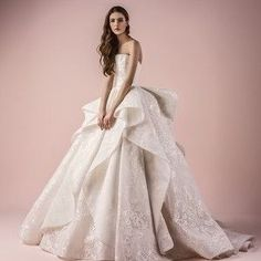 saiid kobeisy 2018 bridal wedding inspirasi featured dresses gowns collection