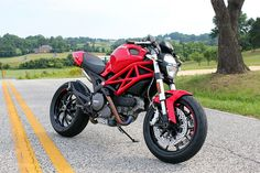 2012 M796, abs, Red, MD, 655 miles! - Ducati Monster Forums: Ducati Monster Motorcycle Forum