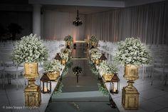 Decoração de cerimonia:: Mário Paiva - Designer Floral ::