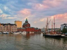 Helsinki, Southern Finland #travel #vacation #finland