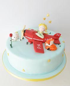 Little prince cake.