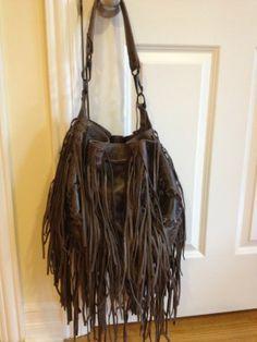AllSaints Bonita Fringe Bag