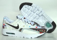 reputable site 986a0 db600 Cheap Priced 2018 Nike x Liberty 2015 Nike Air Max Zero 2016 Multi Color  Popular Sneakers