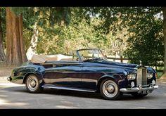1963 Rolls-Royce Silver Cloud III Drophead Coupe by Pilkington Rolls Royce Silver Cloud, Bentley Rolls Royce, Rolls Royce Cars, Bmw, Voiture Rolls Royce, Jaguar, Lamborghini, Ferrari, Vintage Cars