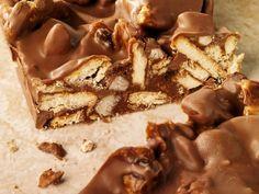 Čokoládový dezert  bez pečenia