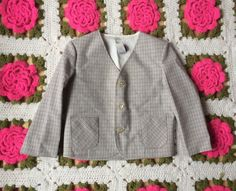Vintage Baby Coat 3T by lishyloo on Etsy