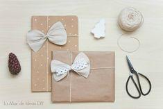 7 propuestas para envolver regalos de forma original | Aprender manualidades es facilisimo.com