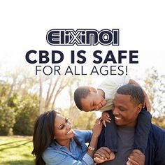 CBD is safe for all ages! #Hemp #CBD #CBDOIl #HempCBD #hempHealth #Cannabis #elixinol #Healthy #Vegan  #Regram via @elixinol