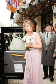 Rose Images Wedding Photography  - Portfolio - Sally Rose - Bridesmaid - Claridges - London
