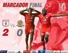 Terminó. Hemos ganado 2-0 a @TigresFCCol gracias a los goles de Martínez Borja y Lucumí y el esfuerzo de todos los demás. Finals, Adidas, Movies, Movie Posters, 9 Year Olds, Cattle, Thanks, Films, Film Poster