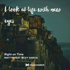 MattyB feat Ricky Garcia - Right On Time Musixmatch LyricsCard
