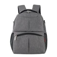 (14.82$)  Watch here  - Insular Multifunctional Large Capacity Mommy Bag Shoulders Bag with Shoulder Strap Durable Backpack Diaper Bag for Mom Baby Shower Gift