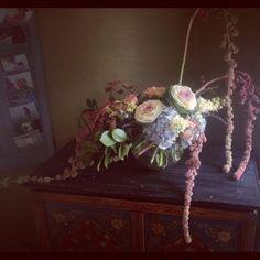 hanging amaranthus meg catherine flowers 215996_299884136790421_1834138169_n