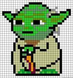 Hama Star Wars – Awesome Knitting Ideas and Newest Knitting Models Star Wars Quilt, Cross Stitching, Cross Stitch Embroidery, Cross Stitch Patterns, Alpha Patterns, Canvas Patterns, Pixel Art Star Wars, Loom Beading, Beading Patterns