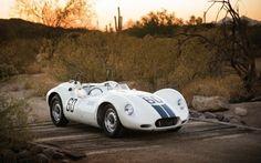 Lister-Jaguar 'Knobbly' Prototype (1958)