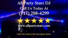 Cost Of Wedding DJ Ephrata PA Cost Of Wedding DJ Ephrata PA - http://ift.tt/1qSQnEo - 717.208.4299 Wedding DJ Ephrata PA  - Need to find a Wedding DJ? For the Best Wedding DJ in PA check out All Party Starz Entertainment for the best Wedding DJ Reviews.  Wedding DJ in PA All Party Starz The  Wedding DJ PA All Party Starz The Best Choice for a Pennsylvania Wedding DJ! Check out this great review featured in our video. Call today to set up a complimentary introductory meeting to go over your…
