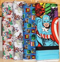 Marvel Comic Hulk Captain America Collection by Springs Creative SOLD SEPARATELY #SpringsCreative