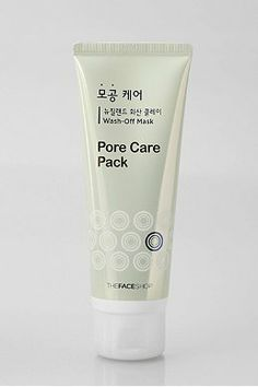 The Face Shop Face Pore Care Pack
