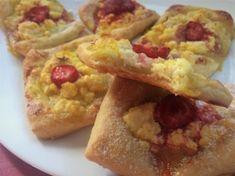Patratele cu branza si capsuni 20 Min, French Toast, Breakfast, Food, Hoods, Meals