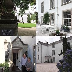 NOUVEAU - Schotland, letham house hotel