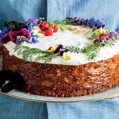 Grapefruit–Poppy Seed Loaf Cake with Yogurt Glaze Recipe - Bon Appétit