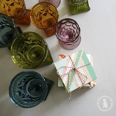 easy handmade coasters {& a ryobi giveaway!} - the handmade home