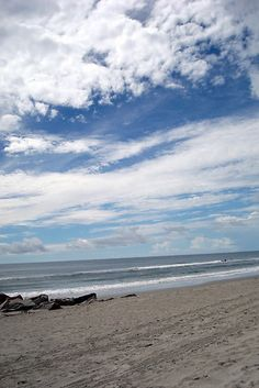 Loved it here! Atlantic Beach, NC.