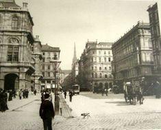 Wien anno dazumal - Ottakring Vienna Austria, Past Life, Street View, Photographs, Vintage, Vienna, Historical Pictures, History, Couple