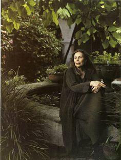 Joni Mitchell by Annie Leibowitz