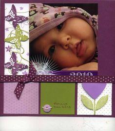 Amaya Scrapbook pg.