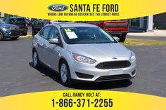 Used 2016 Ford Focus SE FWD Sedan For Sale Gainesville FL - 40149A Used Ford Focus